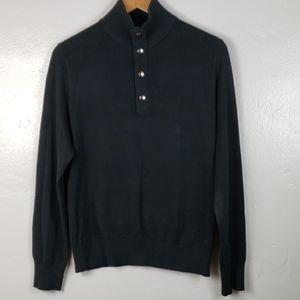 Banana Republic Mock Pullover Sweater Small